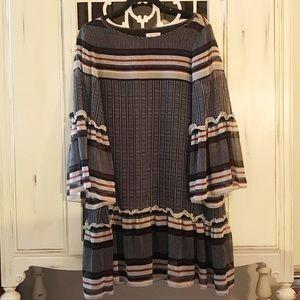 Max Studio flowy dress